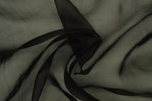 Organza 03 - schwarz
