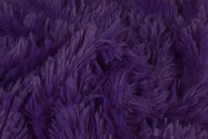 Plüschstoff 08 violett
