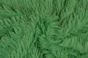 Plüschstoff 14 minz grün