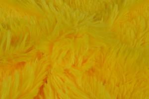 Plüschstoff 07 gelb
