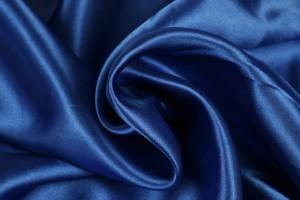 Satin 15 blau