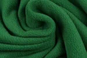 Polar fleece 32 dunkel grün
