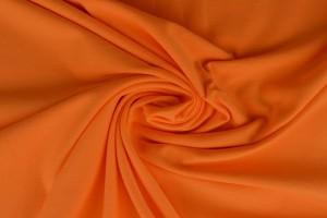 Baumwolle jersey 10 orange