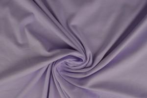 Baumwolle jersey 21 lavendel