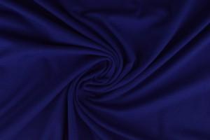 Baumwolle jersey 28 dunkelblau
