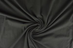 Baumwolle jersey 17 dunkelgrau