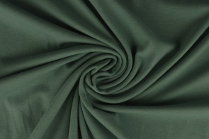 Baumwolle jersey 34 alt grün