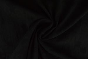 Baumwolle jacquard 03 schwarz