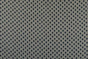 Cuffs jacquard 01-01 dots blue