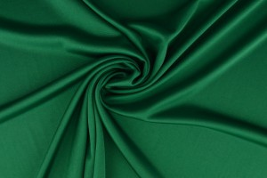 Charmeuse Futter- 11 - grün