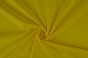 Baumwollpopeline 07 gelb