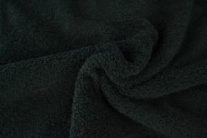Frottee 03 schwarz