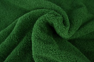 Frottee 32 dunkel grün