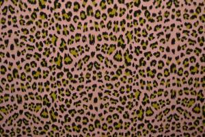 Cotton jersey print - wow 14-37 altrosa