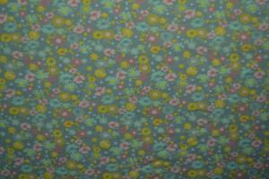 Cotton jersey print - wow 10-34 alt grün
