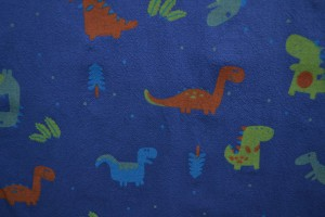 Cotton washed print w01-15
