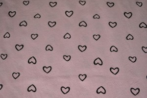 Cotton washed print w05-04