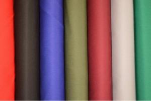 Farbkarte Baumwolle-Köper