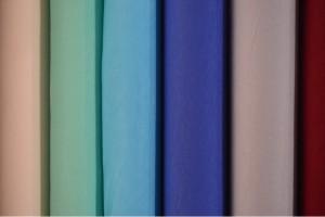 Farbkarte Viskose Jersey
