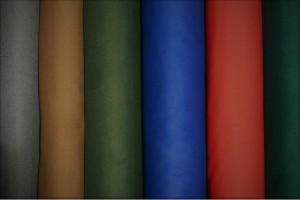 Farbkarte Wolle