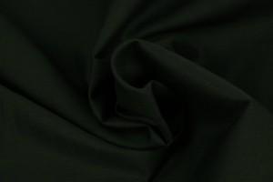 Baumwollpopeline 03 schwarz