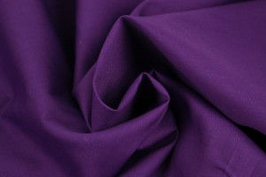 Baumwollpopeline 08 violett