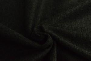 Bündchen m17 dunkelgrau melange
